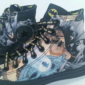 Converse Chuck Taylor All Star Batman Mens 7